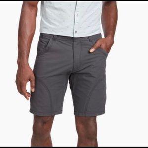 Men's Kuhl shorts. Black size 34